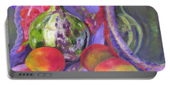 Passion Portable Battery Charger by Lisa Boyd