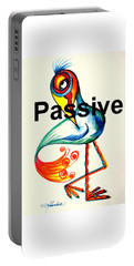 Passive Taino Bird Portable Battery Charger