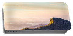 Table Rock Mountain - Linville Gorge North Carolina Portable Battery Charger