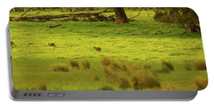 Pasture In Boranup Portable Battery Charger