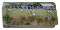 Pastures Of Ireland Portable Battery Charger