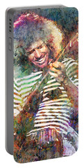 Pat Metheny Portable Battery Charger