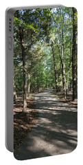 Path Around Lake Portable Battery Charger