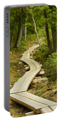 Path Into Unknown Portable Battery Charger by Sebastian Musial
