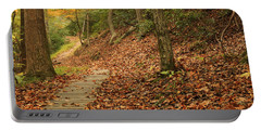 Path To Autumn Portable Battery Charger