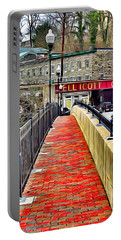 Path To Ellicott City Portable Battery Charger