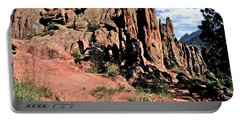 Path To Red Rocks Portable Battery Charger