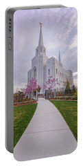 Portable Battery Charger featuring the photograph Path To Salvation by Dustin LeFevre