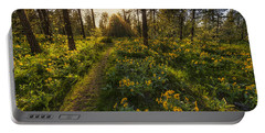 Path To The Golden Light Portable Battery Charger