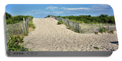 Pathway To The Beach - Delaware Portable Battery Charger