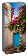 Patmos Bougainvillea Portable Battery Charger