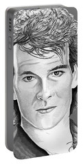 Patrick Swayze Portable Battery Charger