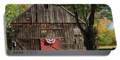 Patriotic Barn Portable Battery Charger