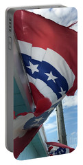 Patriotic Wave Portable Battery Charger