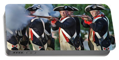 Patriots Portable Battery Charger
