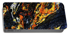Portable Battery Charger featuring the photograph Patterns In Stone - 187 by Paul W Faust - Impressions of Light