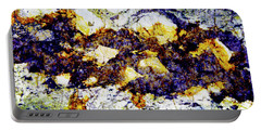 Portable Battery Charger featuring the photograph Patterns In Stone - 212 by Paul W Faust - Impressions of Light