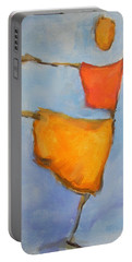 paul klee Painting, Scarecrows  Portable Battery Charger
