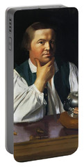 Paul Revere 1770 Portable Battery Charger