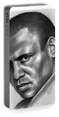 Paul Robeson Portable Battery Charger