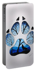 PAW Portable Battery Charger by Edwin Alverio