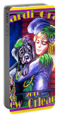 Pawdi Gras Portable Battery Charger