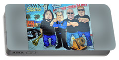 Pawn Stars In Las Vegas Portable Battery Charger