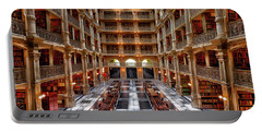 Peabody Library - Johns Hopkins University Portable Battery Charger