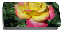 Peace And Love Rose Portable Battery Charger
