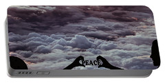 Portable Battery Charger featuring the photograph Peace - Digital Art by Ericamaxine Price