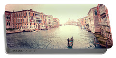 Peace In Venice Portable Battery Charger