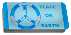 Peace On Earth 3 Portable Battery Charger