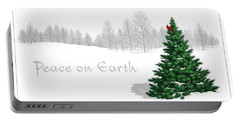 Peace On Earth Portable Battery Charger