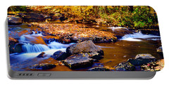 Peaceful Autumn Afternoon  Portable Battery Charger