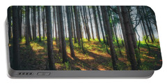Peaceful Forest - Spring At Retzer Nature Center Portable Battery Charger by Jennifer Rondinelli Reilly - Fine Art Photography
