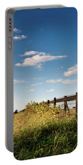 Peaceful Grazing Portable Battery Charger