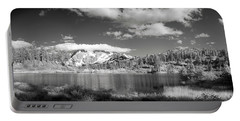 Portable Battery Charger featuring the photograph Peaceful Lake by Jon Glaser
