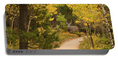 Peaceful Walk Portable Battery Charger
