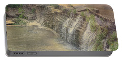 Peaceful Waterfalls Portable Battery Charger