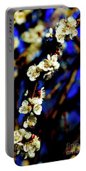 Peachcot Blooms Announce Spring In Colorado II Portable Battery Charger