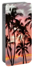 Peachy Palms Portable Battery Charger