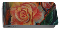 Peachy Rose Portable Battery Charger