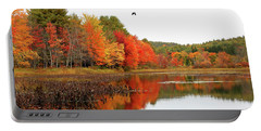 Peak New England Foliage Portable Battery Charger