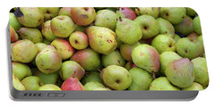 Pear Harvest Portable Battery Charger