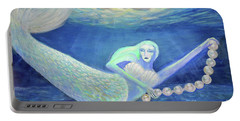 Pearl Of The Sea Portable Battery Charger