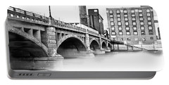 Pearl Street Bridge High Key Portable Battery Charger
