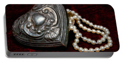 Pearls From The Heart Portable Battery Charger