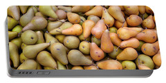 Pears At The Harvest Portable Battery Charger