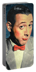 Pee-wee Herman Portable Battery Charger