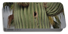 Peek-a-boo Cactus Wren Portable Battery Charger